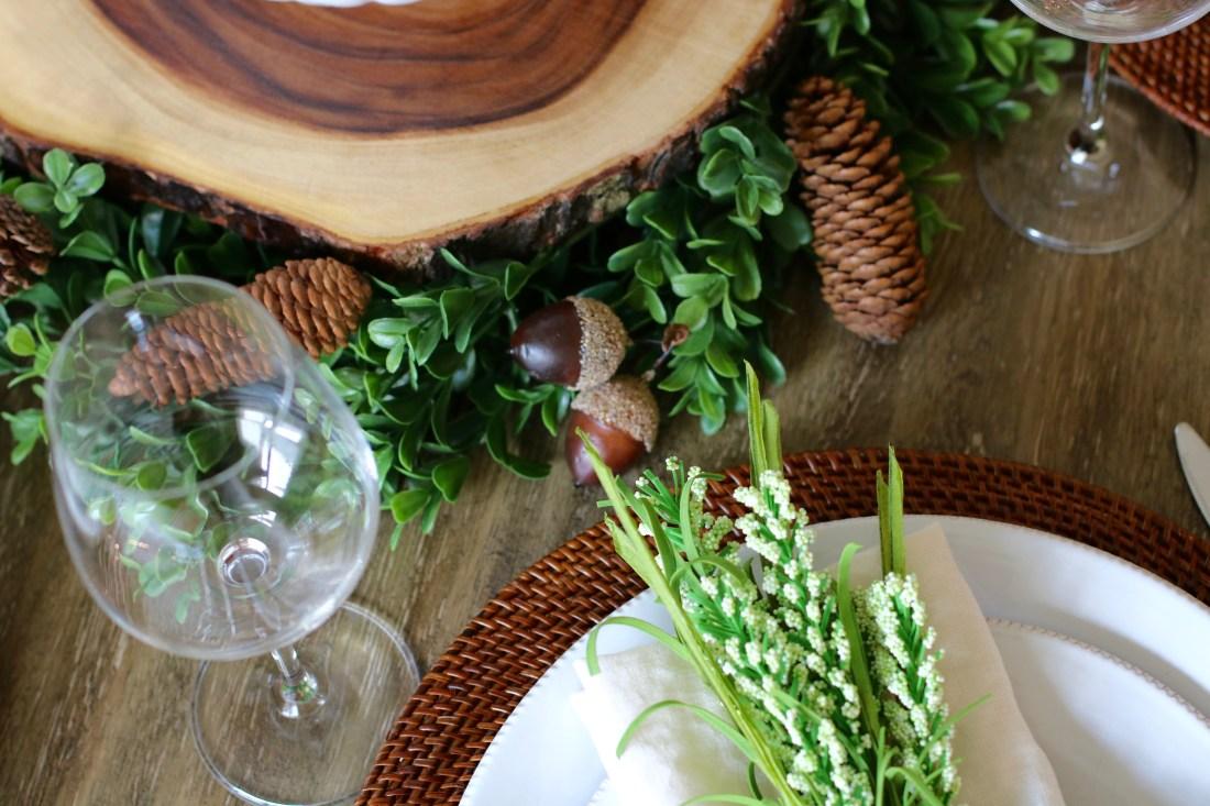 Thanksgiving Tablescape - #DIY #Tablescape #DIY #Decor #Table #Thanksgiving #HolidayDecor