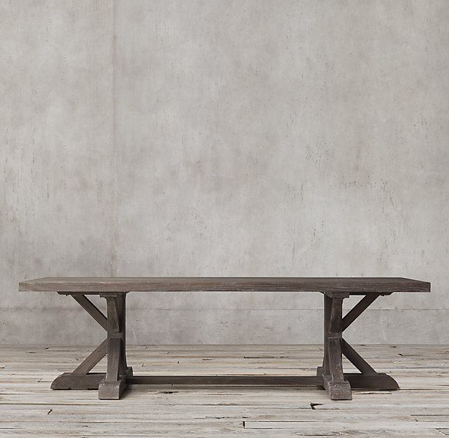 diy restoration hardware dining table diy diningtable diytable
