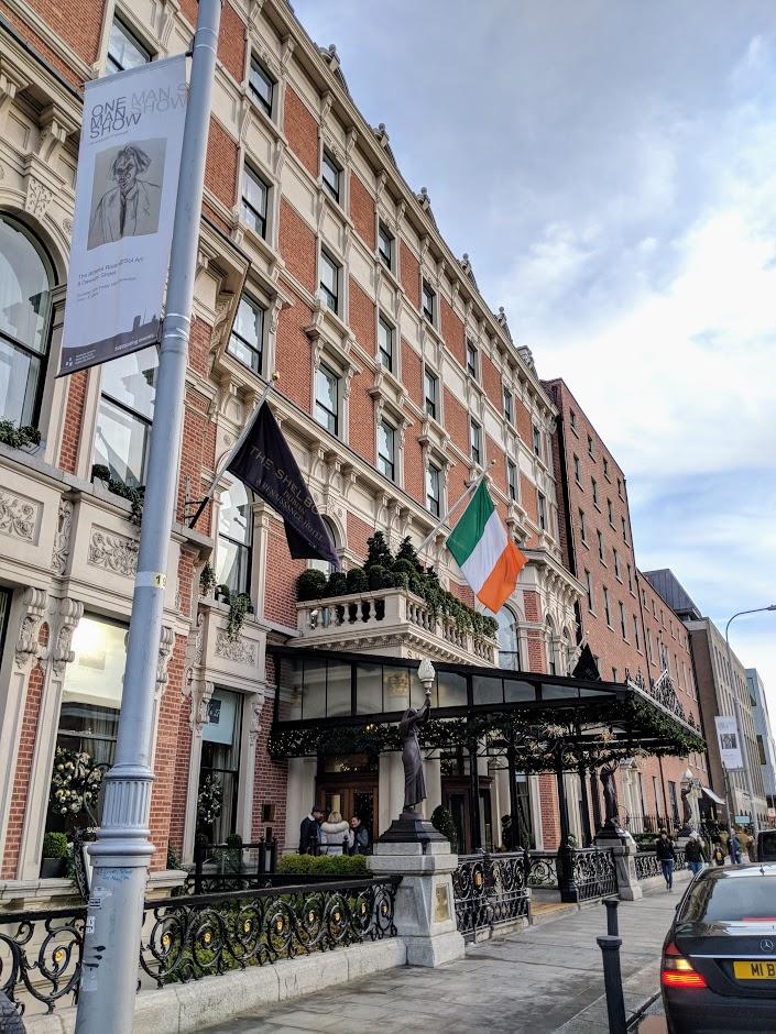 Three Days in Dublin #Dublin #Europe #Ireland #Travel #Shelbourne