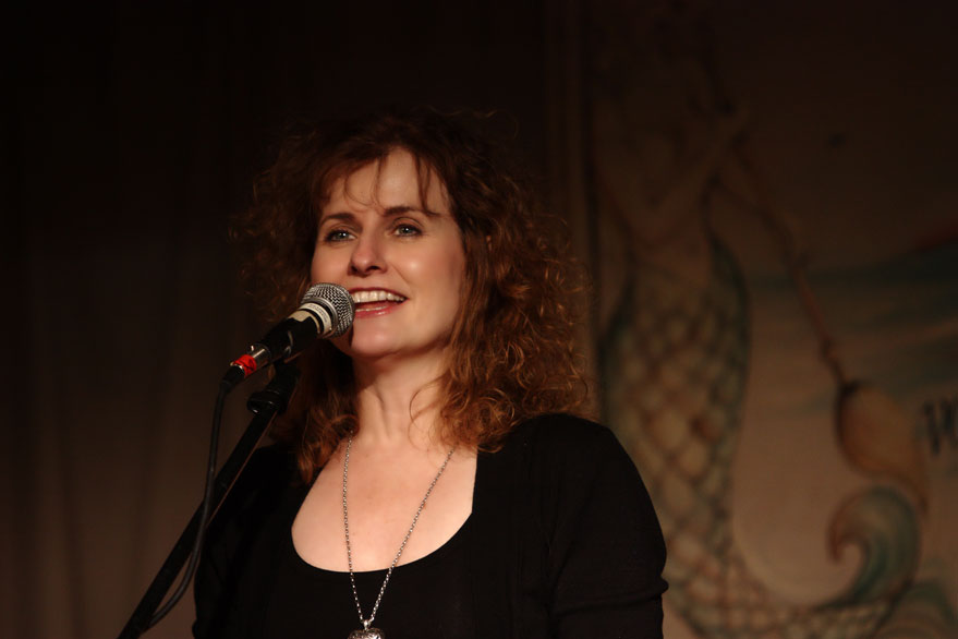 Cathie Ryan live in concert