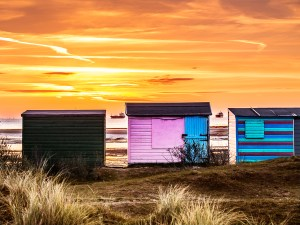 450_Beach Huts at Sunrise2_9210