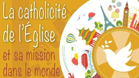 Conférence de rentrée de l'IUSL - La catholicité de l'Église et sa mission  dans le monde - Église catholique dans le diocèse d'Aix-en-Provence et Arles