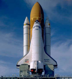 Spaceship Atlantis ready for final journey - U.S. News ...