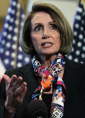 The Arrogance of Nancy Pelosi: Sends Letter to Archbishop ...