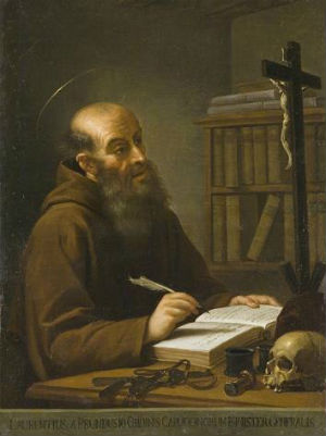 Monday July 21 Homily St Lawrence Of Brindisi Daily