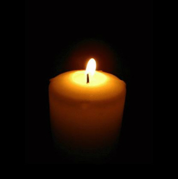 light a candle for your dearly departed