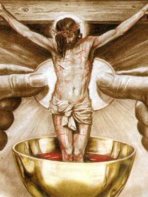 EUCHARISTIC MIRACLE Bleeding Host Becomes Official After Unbelievable DNA Testing Living