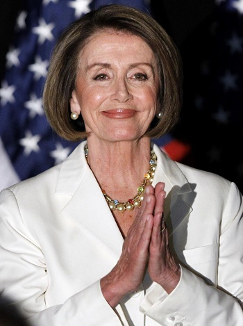 Nancy Pelosi, Boasting of her Devout Catholic faith, is a ...