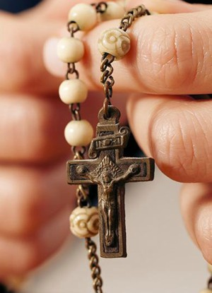 Image result for prayer rosary
