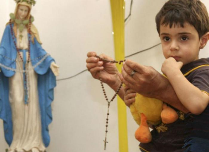 Life for Christians in Iraq is both dangerous and difficult.