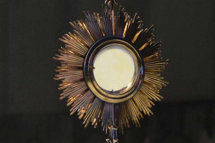 Catholic art.
