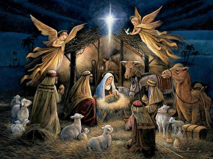 What day was Jesus born?