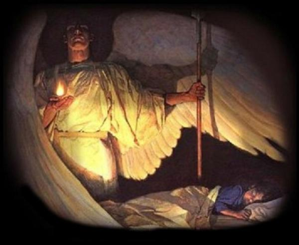 7 Scripture-based angel facts - Living Faith - Home ...