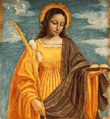 St. Agatha - Saints & Angels - Catholic Online