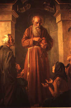 St. Conrad of Parzham Photo credit: catholic.org