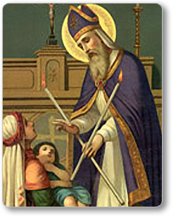 Image of St. Blaise