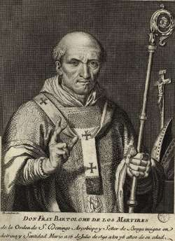 Image of Bl. Bartholomew of Braga
