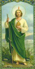 St Jude Thaddaeus Saints Amp Angels Catholic Online