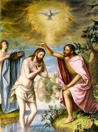 Resulta ng larawan para sa Baptism of Our Lord