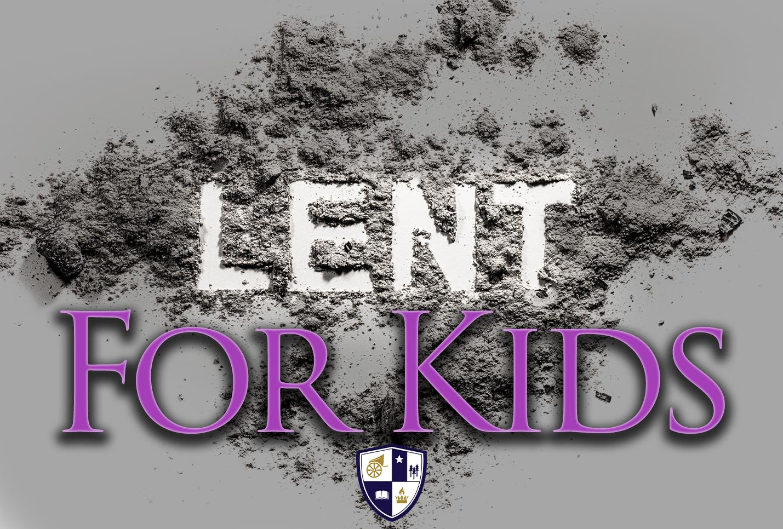 Lent for Kids