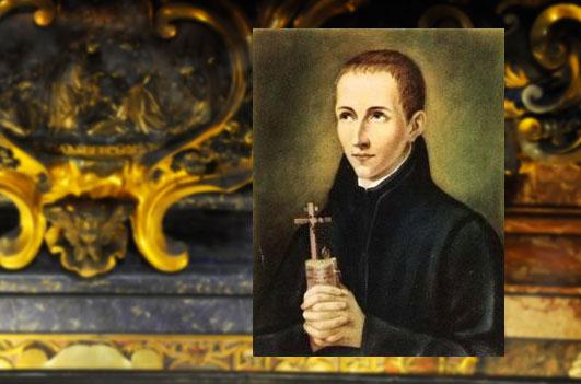 Resultado de imagem para Saint John Berchmans