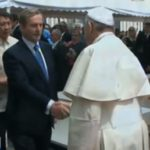 IRISH PRIME MINISTER CONFIRMS POPE FRANCIS WILL VISIT IRELAND IN 2018.