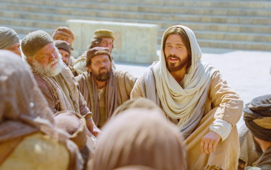 earthly pleasures heaven Jesus love God