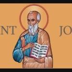 St. John, Apostle and Evangelist