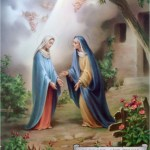 What Greater Way to Praise God than in the Very Words of His Blessed Mother! St. Louis Maria De Monfort – THE MAGNIFICAT