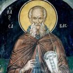 Life of St. Sabas the monk