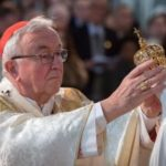 Cardinal Nichols re – consecrated England and Wales to the Immaculate Heart of Mary