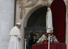 Pope Francis' prayer intentions for May 2017