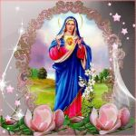 Living in union with Mary