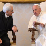 Pope to meet with President of Italy
