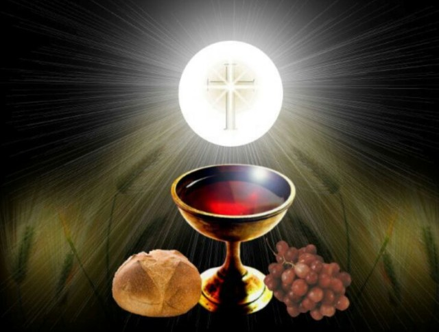 Image result for image of body and blood of christ