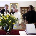 Pope Francis meets King and Queen of the Netherlands