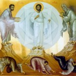 HOMILY FOR THE FEAST OF THE TRANSFIGURATION OF THE LORD (5).