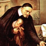 FLAME OF CHARITY: A Reflection on the Feast of St. Vincent de Paul.