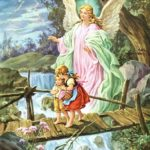 HOMILY FOR MONDAY OF THE 26TH WEEK IN ORDINARY TIME YEAR A. FEAST OF THE GUARDIAN ANGELS (1).