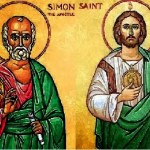 HOMILY FOR SATURDAY OF THE 29TH WEEK IN ORDINARY TIME YEAR A (1). FEAST OF SAINTS SIMON AND JUDE