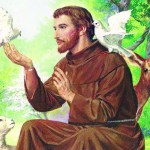 HOMILY FOR WEDNESDAY OF THE 26TH WEEK IN ORDINARY TIME YEAR A (3). MEMORIAL OF ST FRANCIS OF ASSISI.