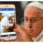 Pope Francis: Mass is for the Eucharist, not pictures. Put the phone away.