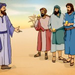 HOMILY FOR THE THIRTY-THIRD SUNDAY IN ORDINARY TIME YEAR A (5)