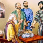 YEAR A: HOMILY FOR SATURDAY OF THE 21ST WEEK IN ORDINARY TIME (2)