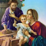 HOMILY FOR THE FEAST OF THE HOLY FAMILY OF JESUS, MARY AND JOSEPH (1)