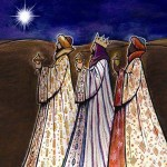 YEAR C: HOMILY FOR THE FEAST OF THE EPIPHANY OF THE LORD (8)
