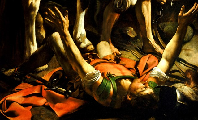 Image result for conversion of st paul
