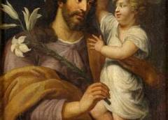 HOMILY FOR THE SOLEMNITY OF SAINT JOSEPH, SPOUSE OF THE BLESSED VIRGIN MARY (1)