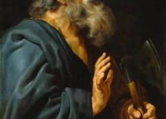 YEAR B: HOMILY FOR MONDAY OF THE SEVENTH WEEK OF EASTER. FEAST OF ST. MATTHIAS THE APOSTLE