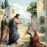 YEAR C: HOMILY FOR MONDAY OF THE 1ST WEEK OF ADVENT (1)